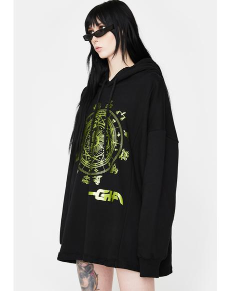 Aerglo Graphic Hoodie