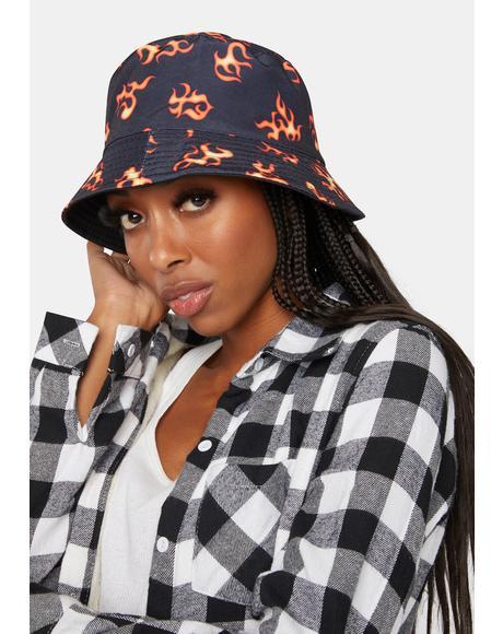 Heat Miser Reversible Bucket Hat