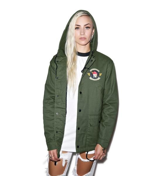 Rebel8 Attack Squadron Executioners Jacket