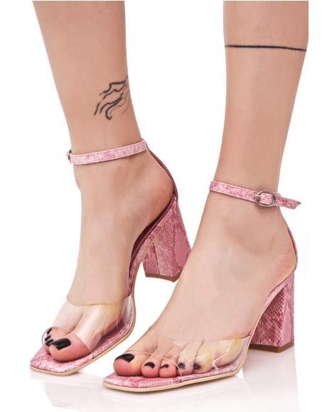 Bridgette Kitten Heel