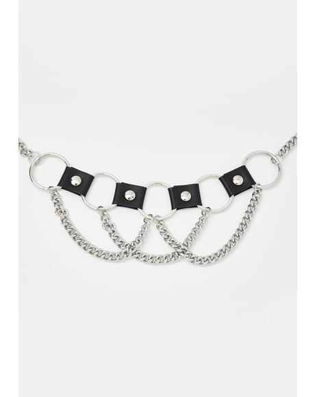 Bad Sinner O-Ring Choker