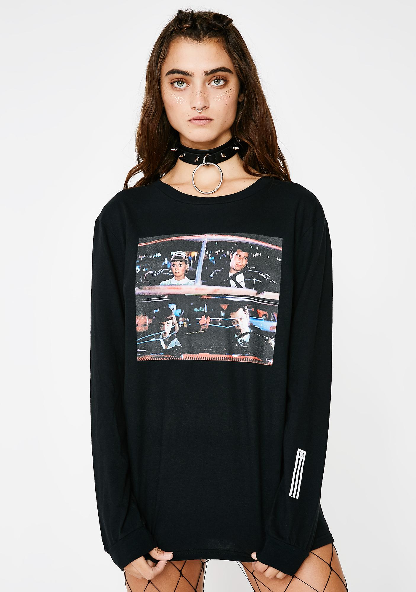 These Americans Danny Sandy Vinny Mia Long Sleeve Tee