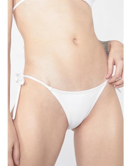 Quartz Seashell Bikini Bottoms