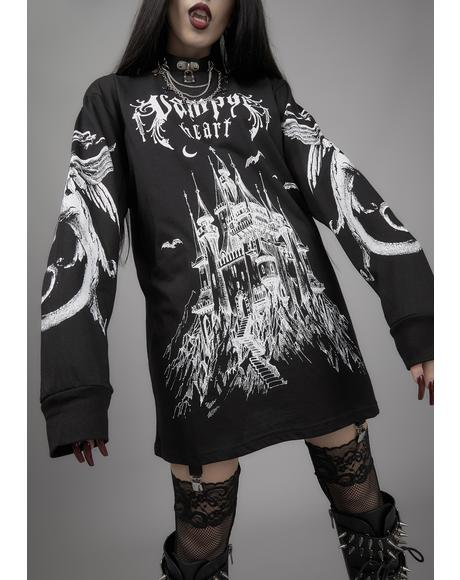 Unhuman Nature Long Sleeve Tee