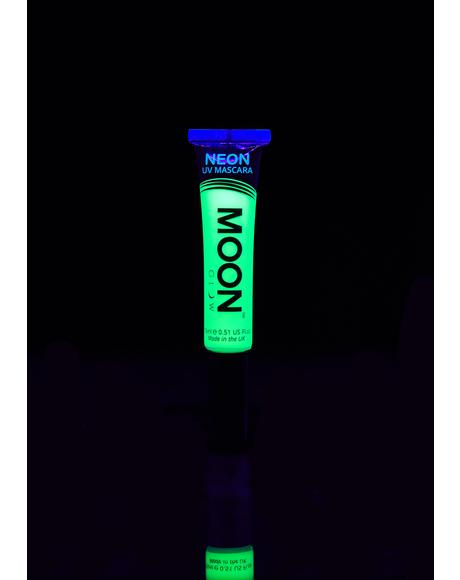 Intense Green UV Mascara