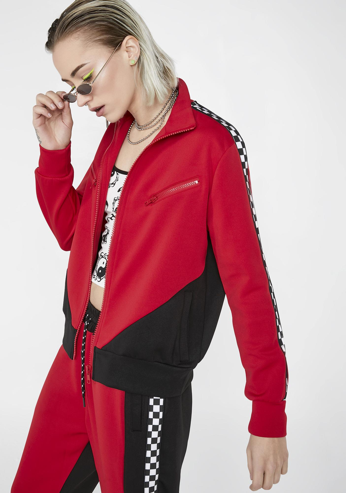 Nana Judy The Liberty Zip Jacket