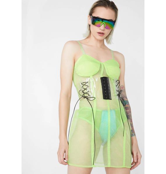 Jagger & Stone Claudia Mini Dress