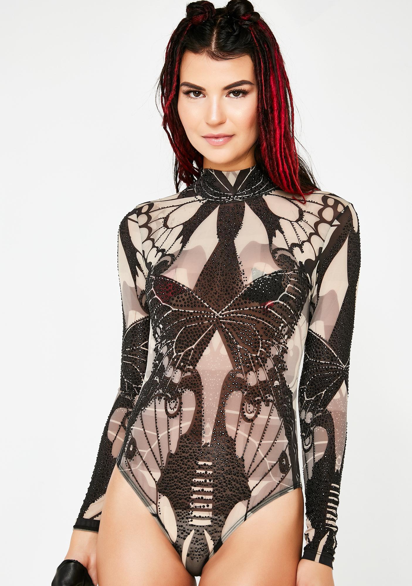 Kiki Riki Madame Metamorphosis Bodysuit