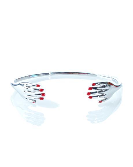 Arp Cuff Bracelet