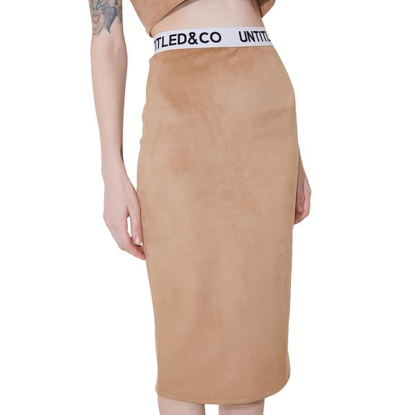 Untitled & Co Alex Skirt