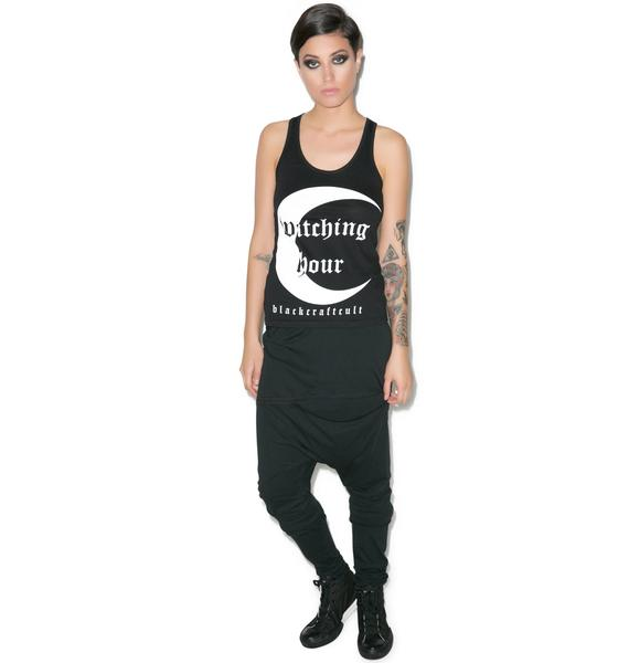 Blackcraft Witching Hour Racer Tank
