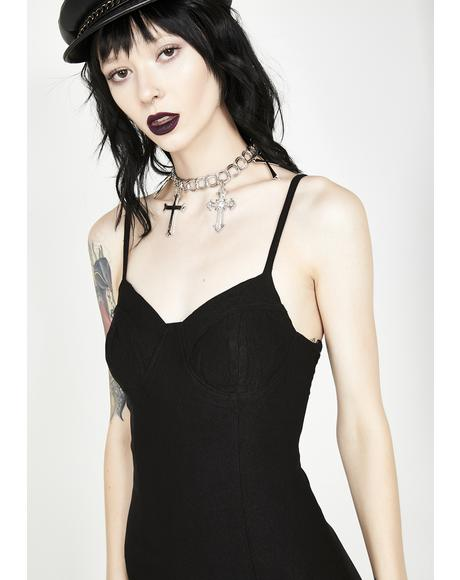 Dark Fantasies Bustier Dress