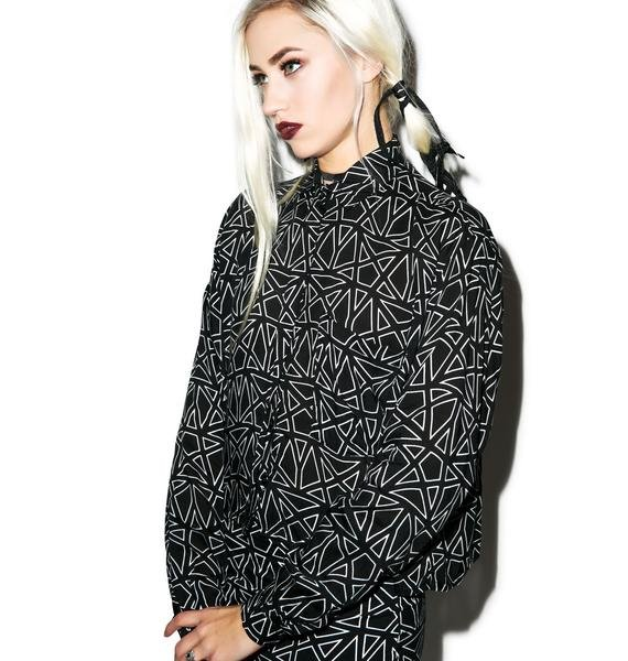 Motel Pentagram Leela Top