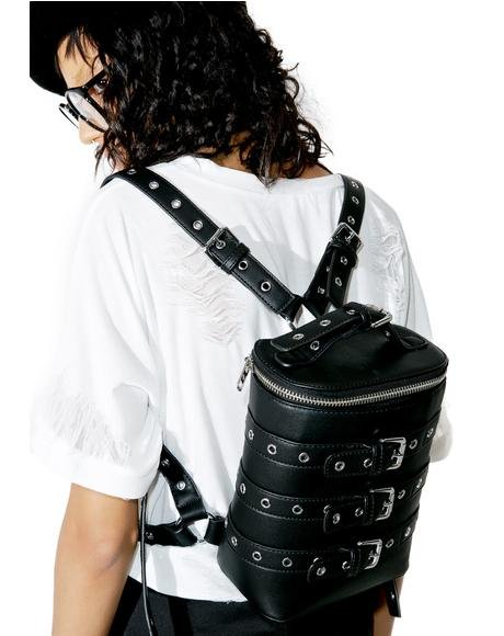 Buckle Down Backpack