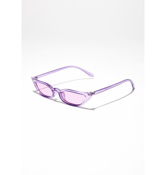 Kush Bad Biddie Blvd Sunglasses