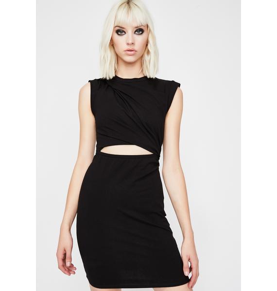 Baddie Banger Mini Dress