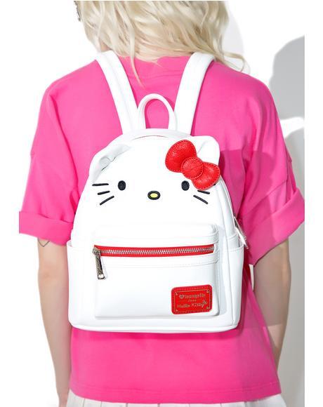 X Hello Kitty Mini Backpack