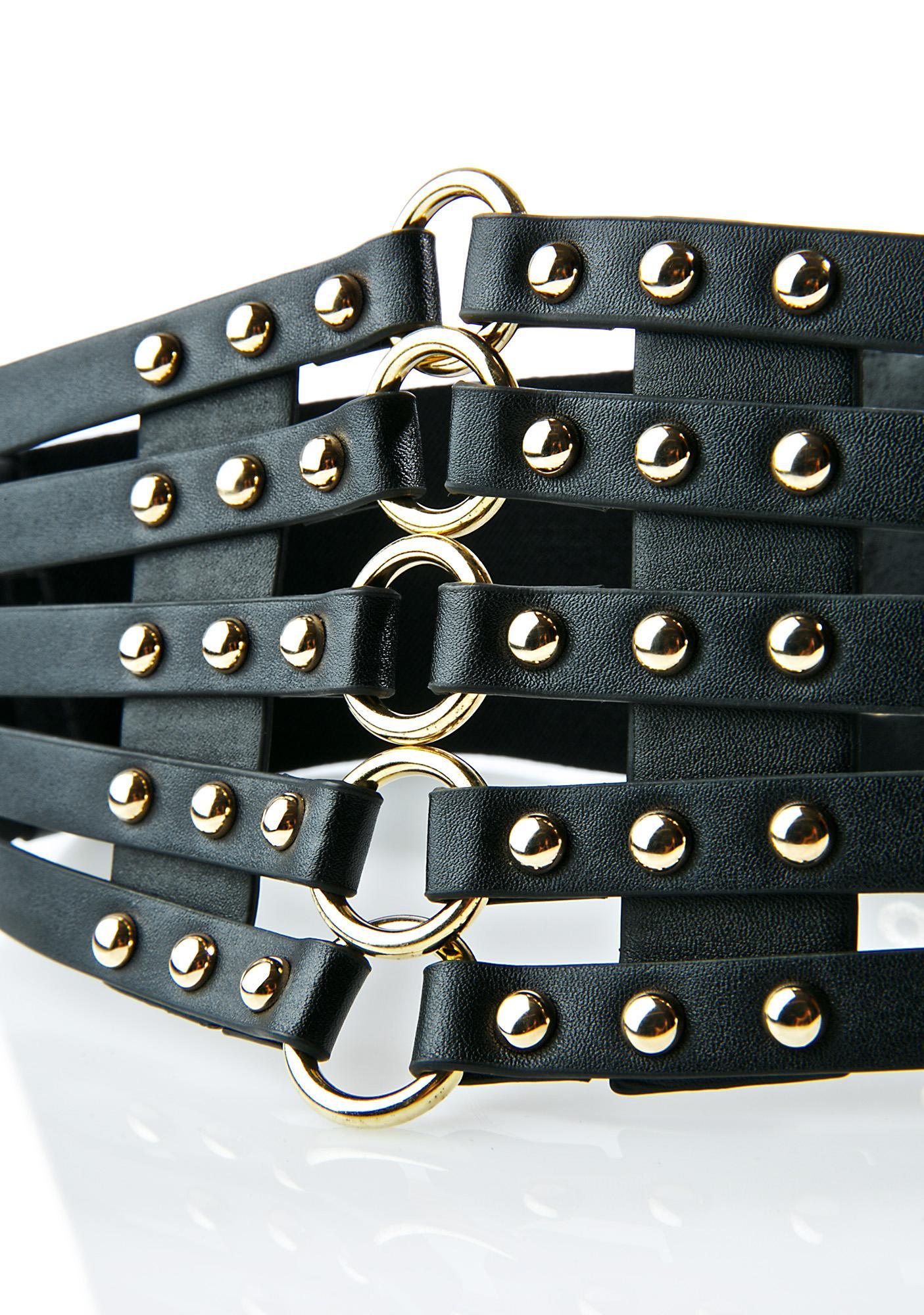 Win Again O-Ring Waist Belt