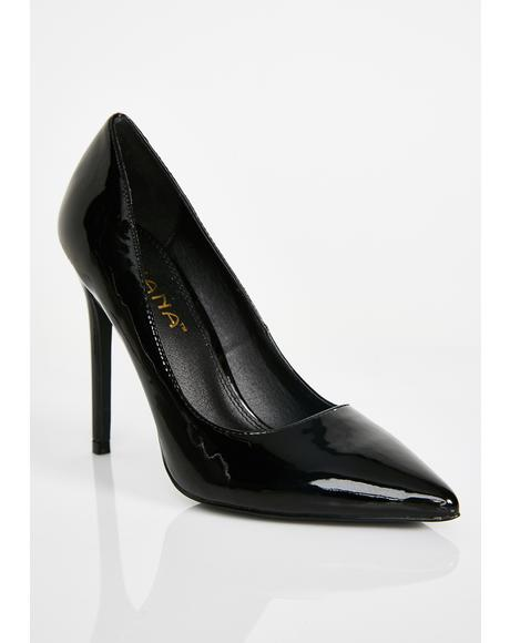 Heart Breaker Patent Pumps