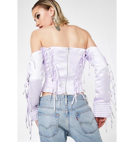 Hanger Corset Top
