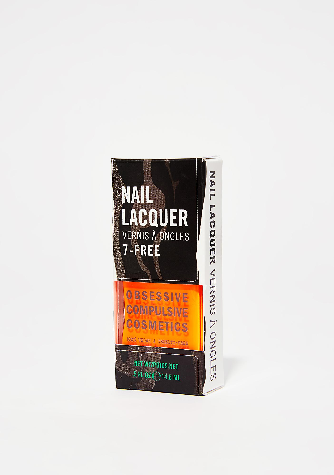 Obsessive Compulsive Cosmetics Beta Nail Lacquer