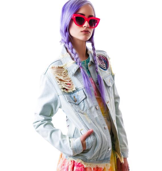 UNIF Trippin Jacket