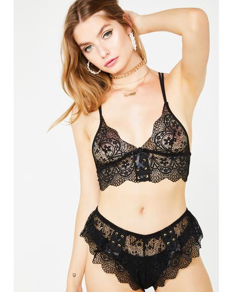 Forget Me Never Lace Set