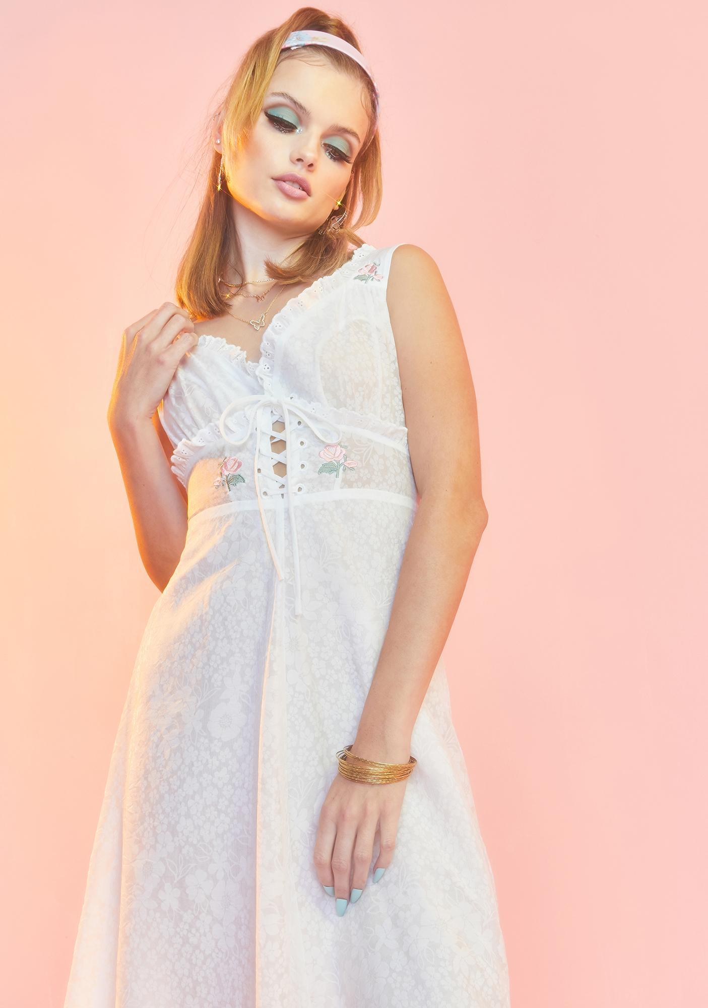 Sugar Thrillz One More Chance Maxi Dress