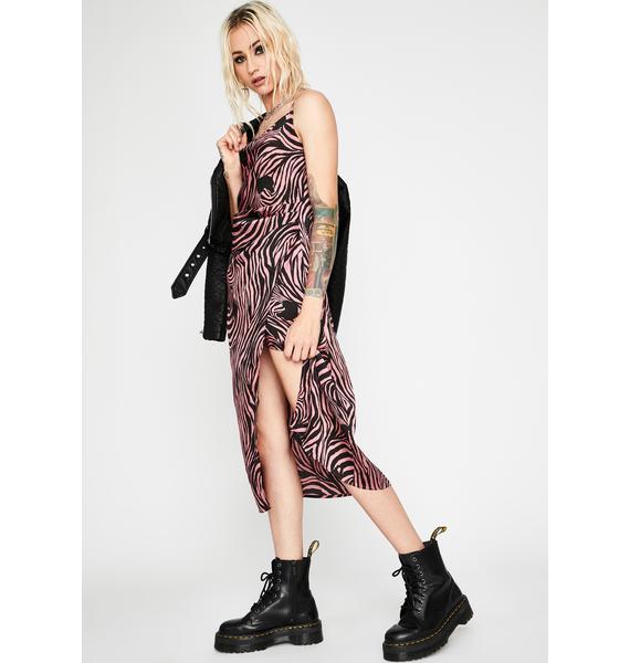 Fatal Frontier Maxi Dress