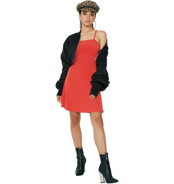 Motel Fire Lucetta Dress