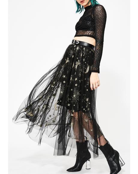 Signature Stardom Tulle Skirt