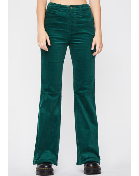 Autumn Anarchy Corduroy Pants