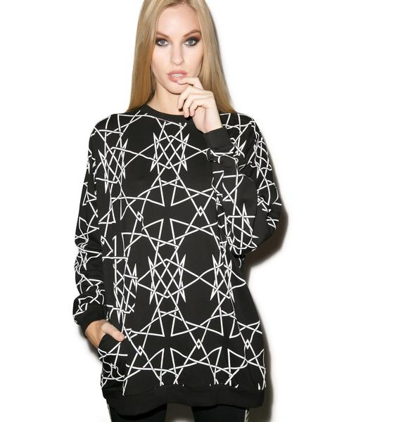 Long Clothing Infinity Sweat Shirt