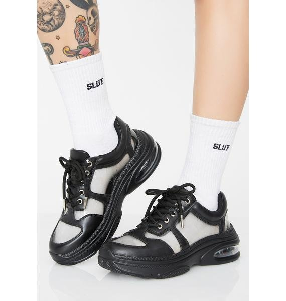 Poster Grl Clout Level Dad Sneakers