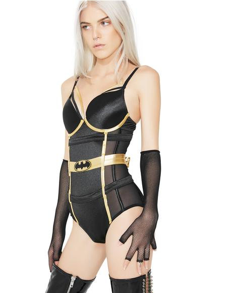 Batman Mesh Bodysuit