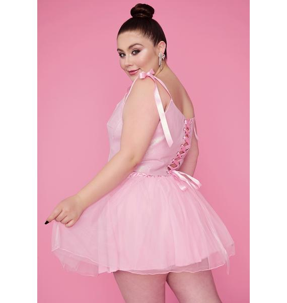 Sugar Thrillz She's Got Your Attention Tulle Skirt