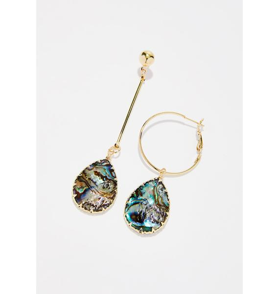 Siren Secrets Mismatch Earrings