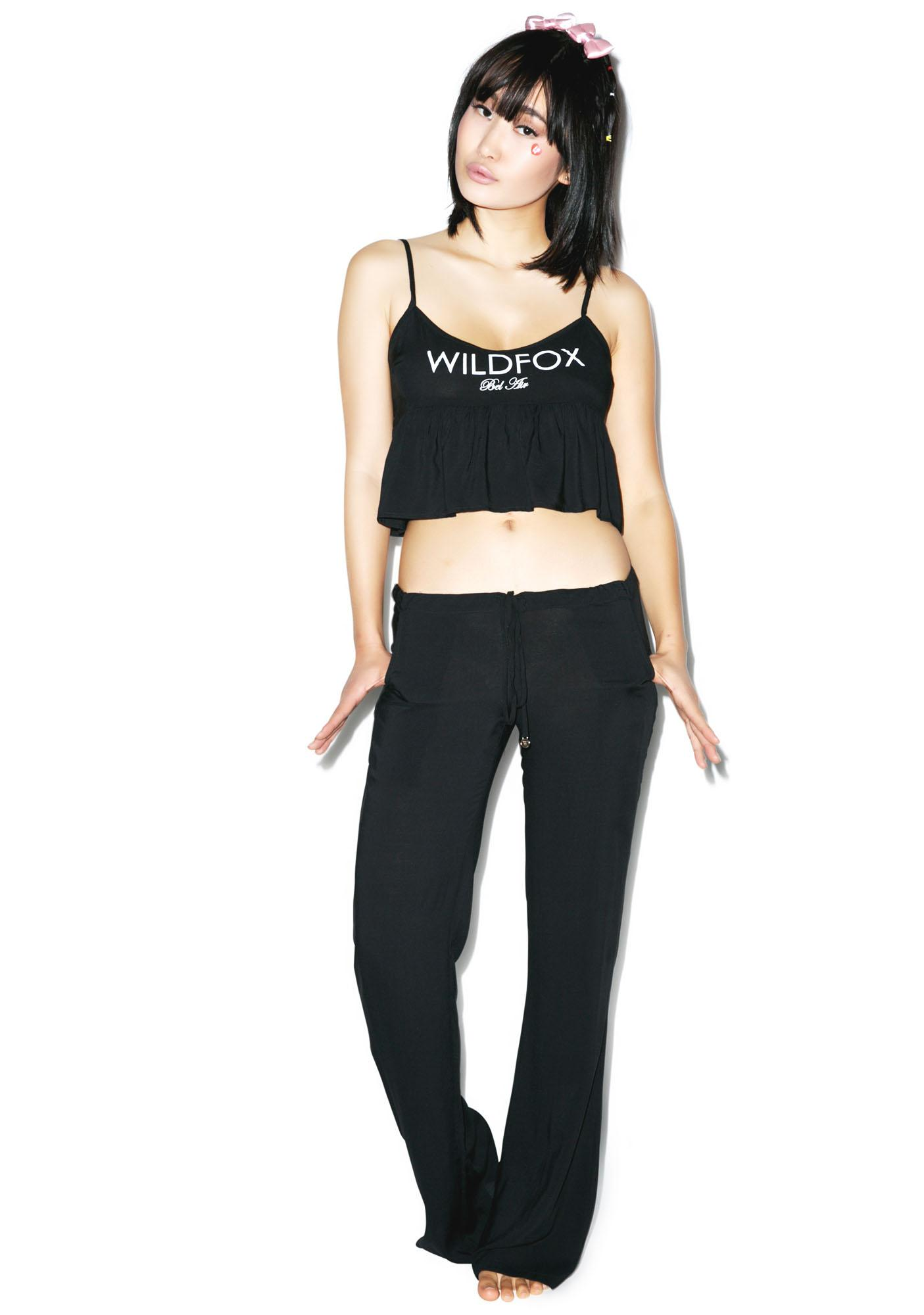 Wildfox Couture WF Logo Costa Cami