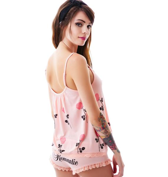 Wildfox Couture Only You Cami Set