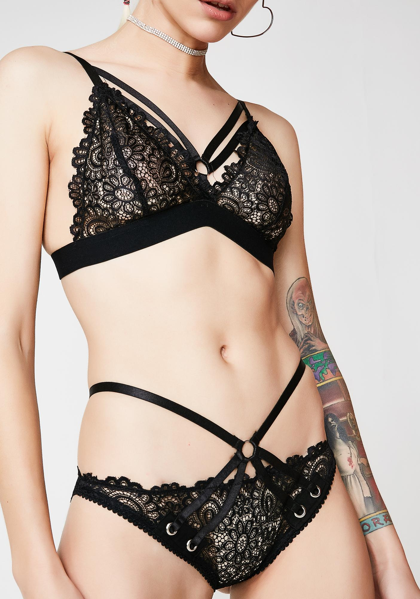 Feel Your Gaze Lingerie Set
