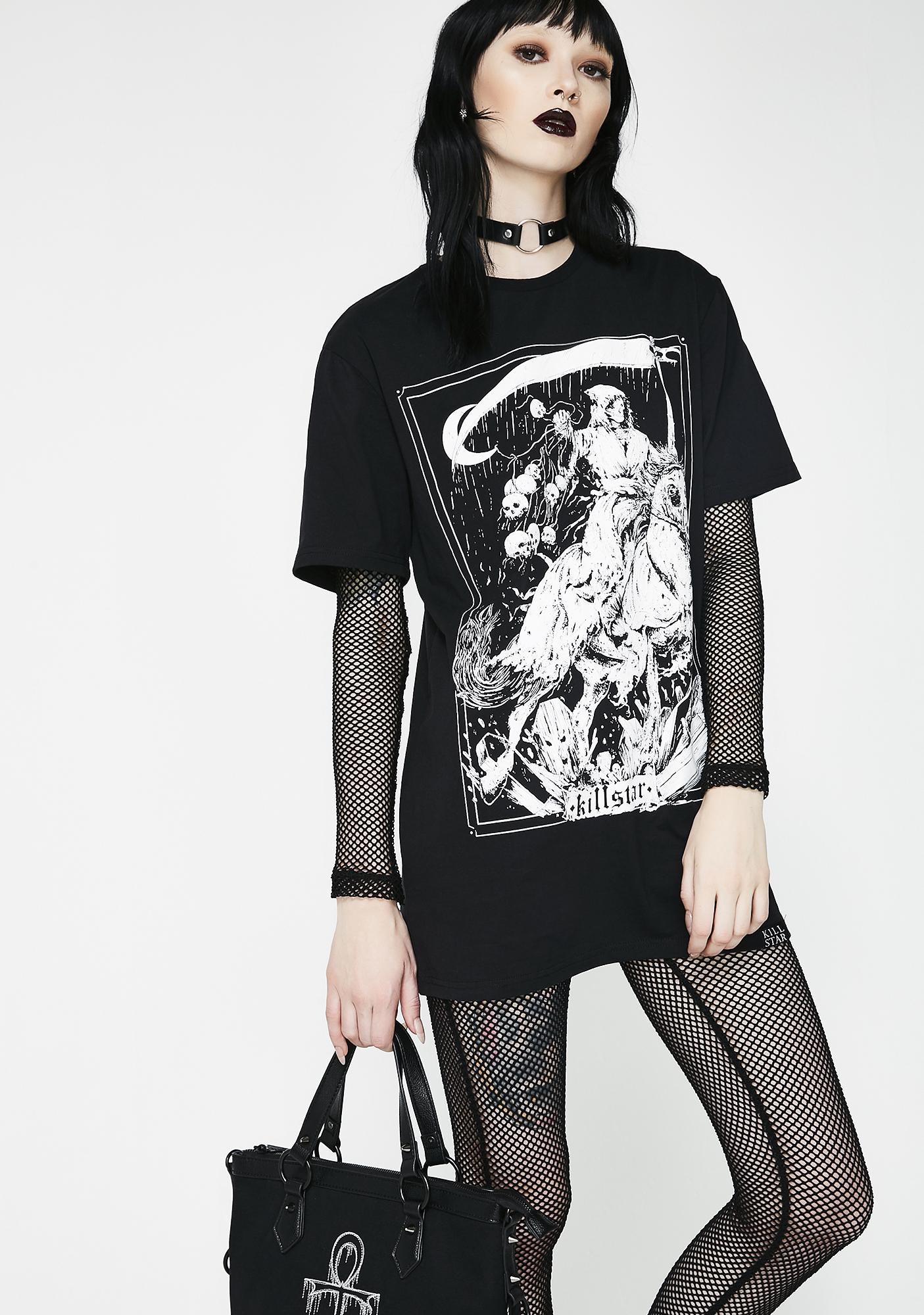 Killstar Horseman T-Shirt