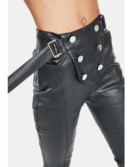 My Bloody Wonderland Military Pants