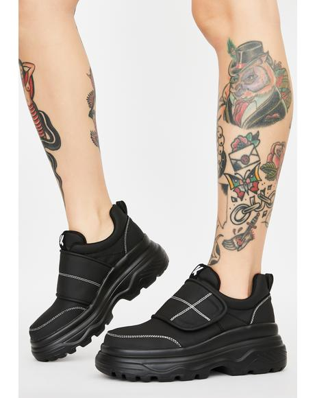 Divine Velcro Sneakers