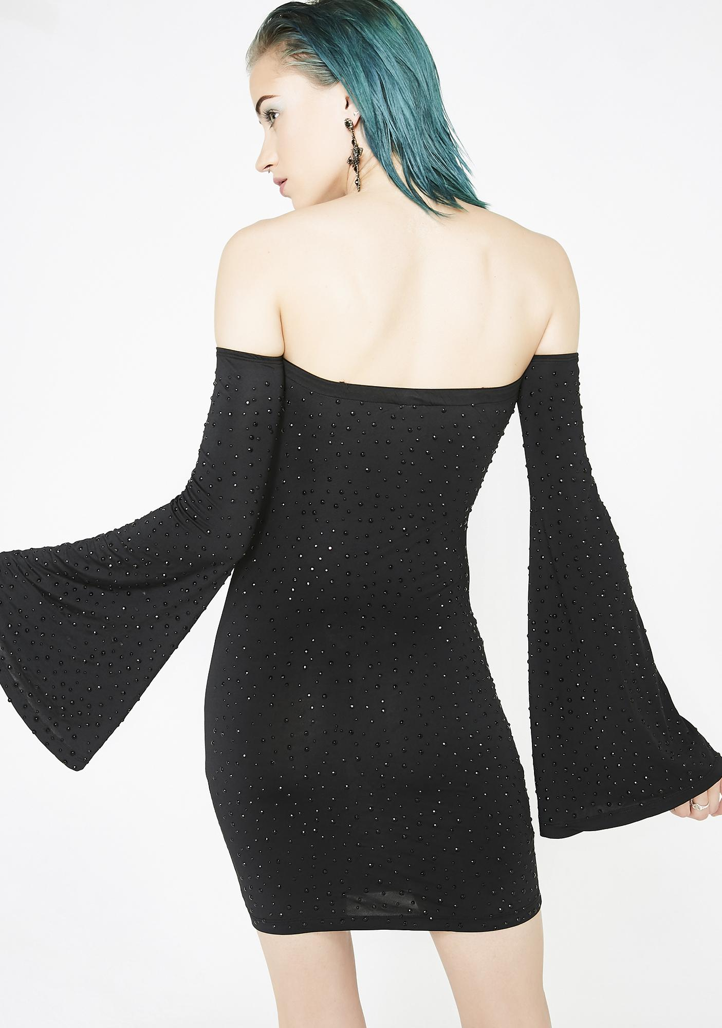 Kiki Riki Sparkle Hour Strapless Dress