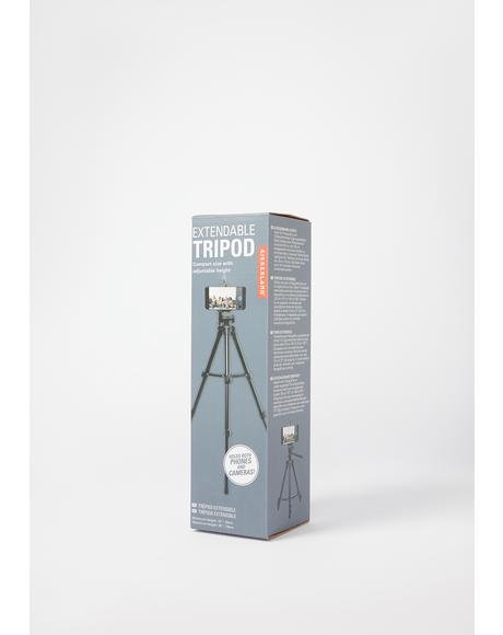 Phone Extendable Tripod