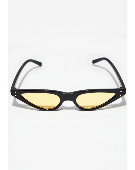 Naughty Neo Sunglasses