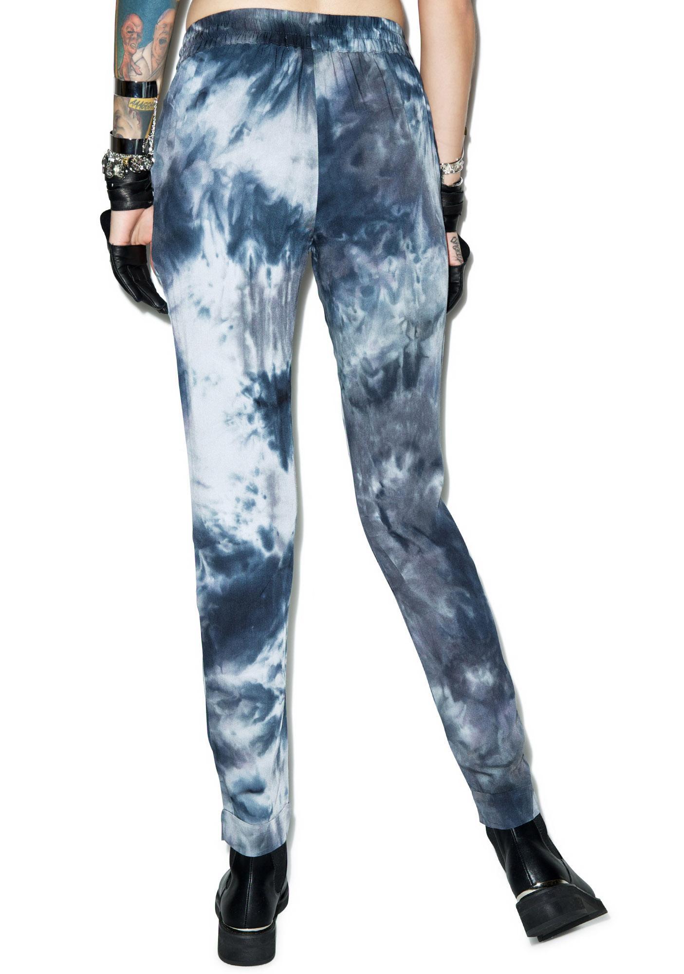 Rebel8 Tie-Dye Soft Pants