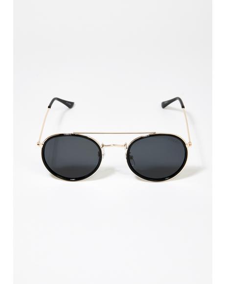 All Aboard Aviator Sunglasses