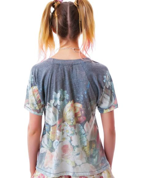 Nocturnal Banquet Perfect Tee