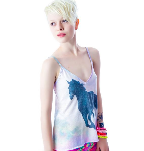 Wildfox Couture Stormy Paradise Cami